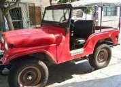 Venta de jeep willys, santa marta, oportunidad!.
