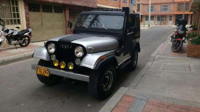 Jeep Cj5 Modelo 78 Americano Renegado Vempermuto, Contactarse.