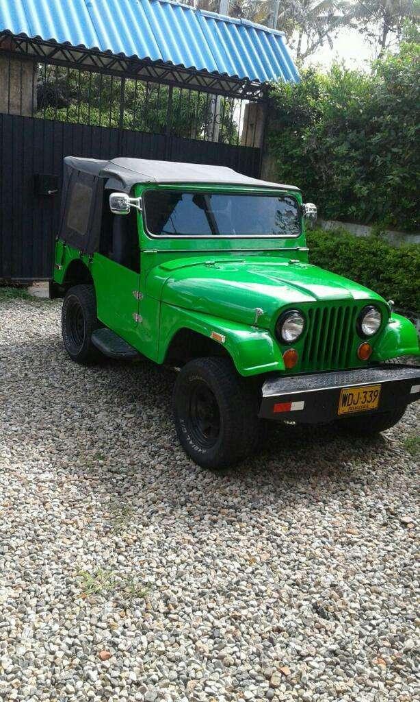 Excelente Excelente Jeep Willis Cj4