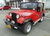 Excelente jeep willys