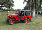 Excelente jeep willys 1961