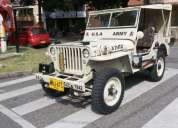 Excelente willys 42 mb original