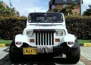 Excelente jeep wrangler 1986