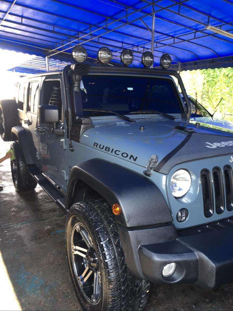 Impecable!. Jeep Rubicon 2014 En Venta