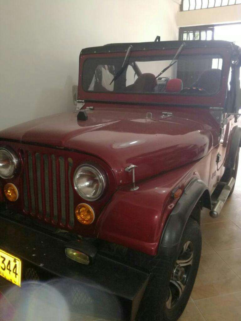 Lindo Willys 1955