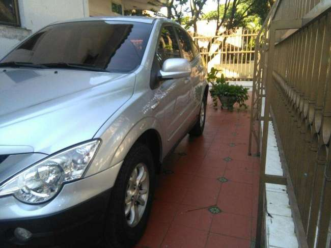 Excelente Ssangyong Actyon Diesel 2009 4x4