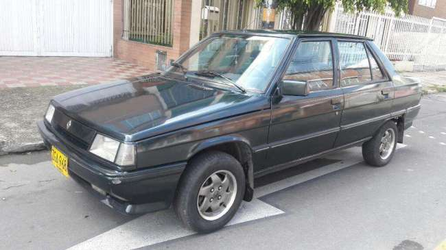 Excelente Renault 9 Brío 1996 5 Velocidades Origin
