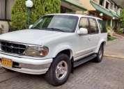 Vendo camioneta ford explorer elite modelo 98, contactarse.