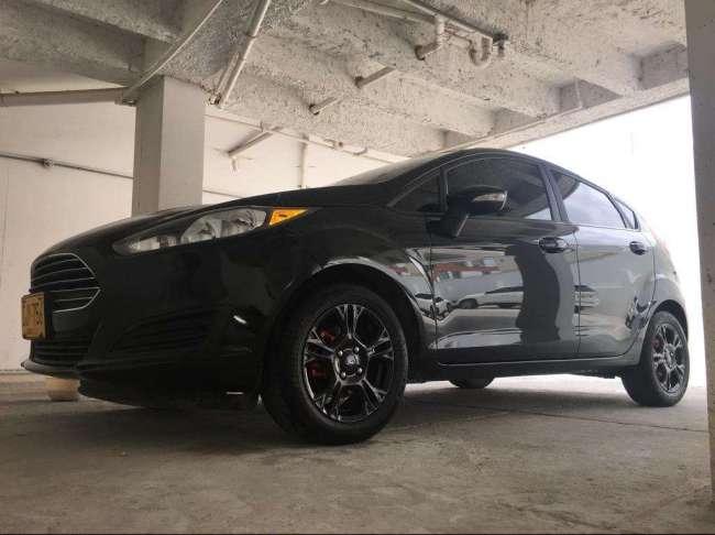 Excelente Ford Fiesta Excelente Oportunidad!