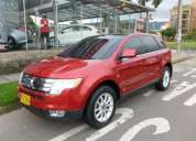 Excelente colombian car ford edge limited at 3.5