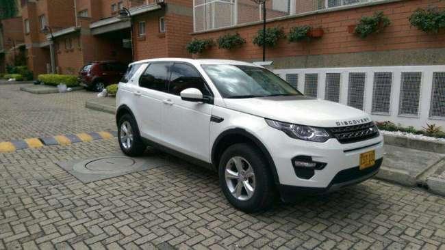 Hermosa Land Rover Como Nueva, Contactarse.