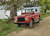 Campero land rover defender modelo 83
