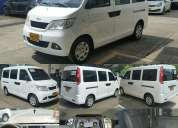 Excelente mini vans full 2014