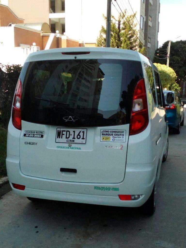 Excelente Camioneta Chery 2015  km 1.000