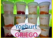 Yogurt griego natural barranquilla