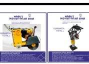 Empresa dedicada a la venta de equipos para la construcccion