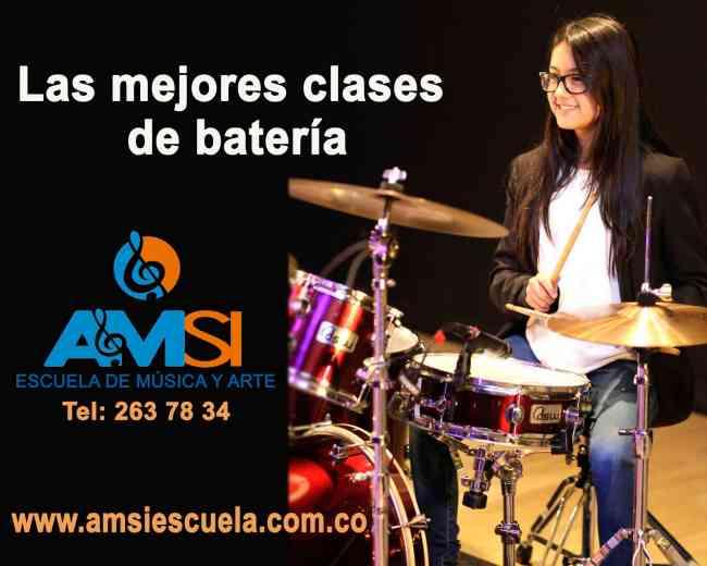 APRENDE A TOCAR UN INSTRUMENTO MUSICAL-Clases de guitarra, piano y batería-