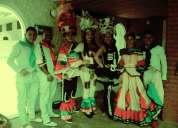 Chirimia en bogota- parranda de chirimias- show de carnaval