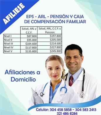 Afiliate Ya!! Cuida Tu Salud Y La De Tu Familia
