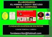 ElaboraciÓn del himno escudo y logo de su empresa