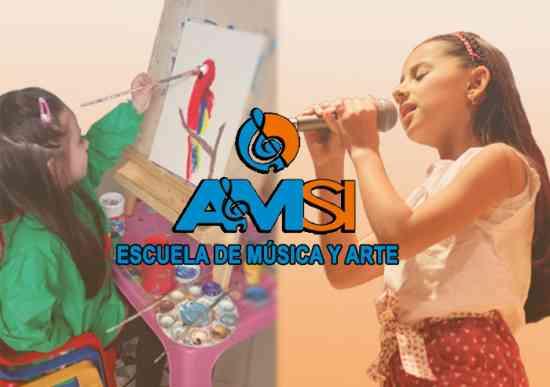 ACADEMIA DE FORMACIÓN ARTÍSTICA - Bibujo y pintura, música y danza-
