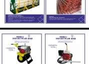 Empresa fabricante de equipos para la construccion