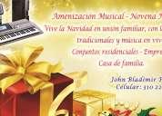 Coro navideño cantos villancicos novenas villavicencio