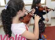Clases de violín, guitarra, canto, batería, trompeta bogotá salitre