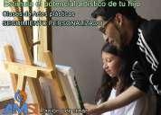 Clases de pintura para adultos en bogotÁ