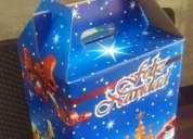 Cajas para anchetas navideÑas