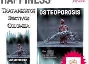 Tratamientos novedosos osteoporosis colombia