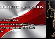 Consultor legal, abogados, asesores en barranquilla