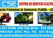 reparacion profesional de televiosres: lcd – smart tv – led – 3d - 4k - plasma.