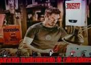 Manizales mantenimiento de calentadores