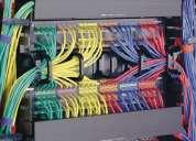 Instalacion de cables