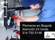 plomeros chía. destapaciones 3147535146-3972847
