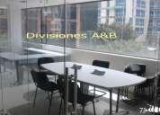 Mesas de juntas y mobiliario