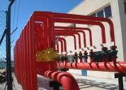Diseño de sistemas contra incendios,diseño de redes contra incendios