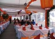 Alquiler de carpas fiestas y eventos en bogota