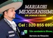 Mariachi mexicanisimo  de jorge uribe $250