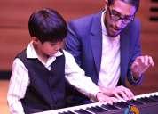 EnseÑanza del piano para niÑos y jÓvenes - sector de normandia
