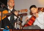 Cursos de guitarra para niÑos y jÓvenes bogotá-pontevedra, salitre