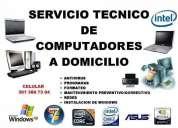 Actualizacion, mantenimiento y reparacion de computadores
