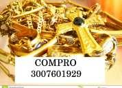 Compro toda clasede articulos en oro, plata y platino