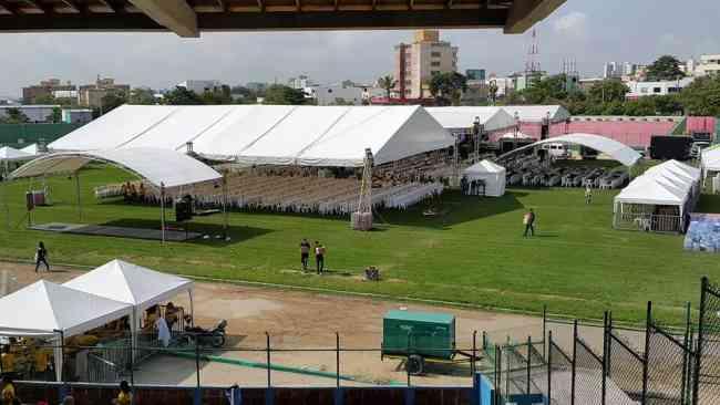 Alquiler de Carpas y Pabellones Climatizados en Barranquilla