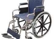 Servicio alquiler sillas de ruedas 24 horas