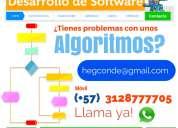 Profesor de algoritmos