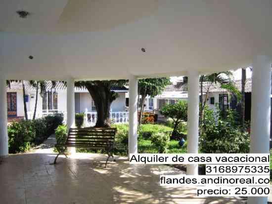 casa en alquiler en Flandes -  Tolima