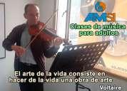 Cursos y clases de violín a partir de los 5 años
