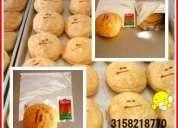 Refrigerios cali pastel pollo